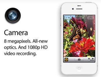 「iPhone 4S」発売から3日間で400万台を突破