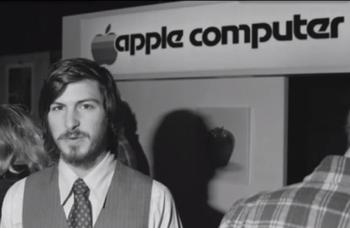 Apple製品の音とスティーブ・ジョブズの声だけで作られた音楽