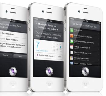 「Siri」日本語版は2012年に提供開始へ