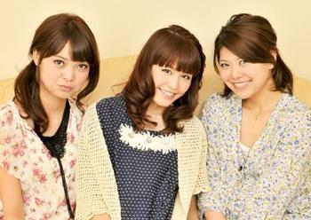 新潟のご当地アイドル「Negicco」に脳天幹竹割られた!