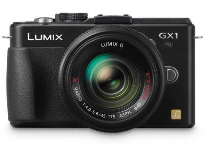 「LUMIX GX1」発表