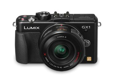 「LUMIX DMC-GX1」国内でも発表