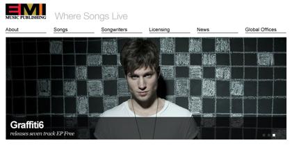 ソニー、EMI Musicを買収