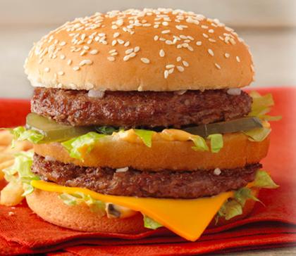 つい注文してしまうマックのハンバーガーは?