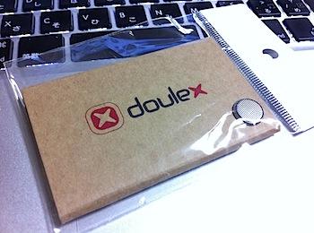 カード型LEDライト「doulex 電球型ポケットライト」試してみた!