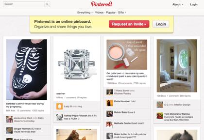 「Pinterest」月間1,000万ユニークユーザ達成 → Pinterestをビジネスに活用するヒント