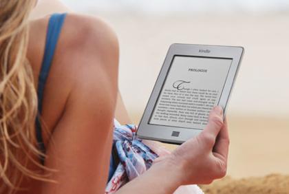 Amazon「Kindle(キンドル)」4月に日本発売か