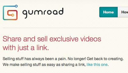 リンクから支払いができる画期的サービス「Gumroad(ガムロード)」記事まとめ