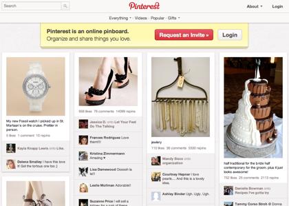 「Pinterest」Pinされなくする方法