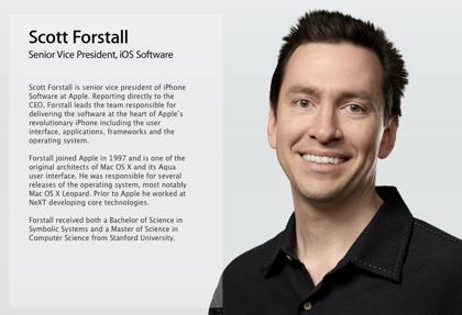 「ジョブズ二世」と期待されるAppleのスコット・フォーストルとは?