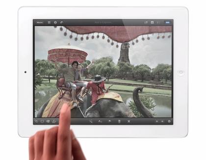 新しい「iPad」の液晶が黄色いのはナゼ?