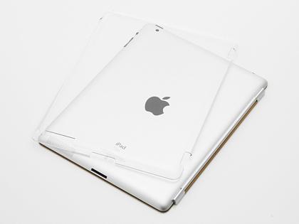 iPad 2用の保護ケース「エアージャケットセット for iPad 2」購入