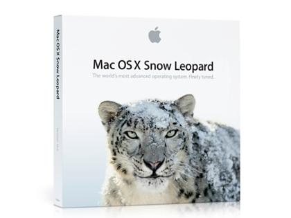 Apple、MobileMeユーザに「Mac OS X Snow Leopard」を無料提供へ