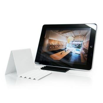 美しくスマートなiPad用スタンド「4 Tablet」