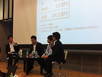 ソーシャルメディアサミット2011「日本のソーシャルメディアの未来はどうなるのか」 #amn
