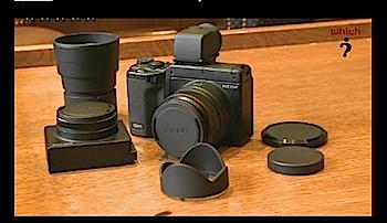 リコー「GXR」レンズユニット交換式デジカメを発表!