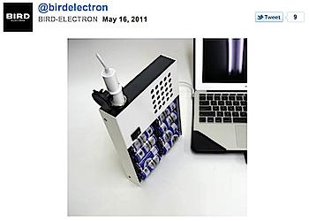 バード電子、MacBook Air向け乾電池給電ユニットを受注生産へ