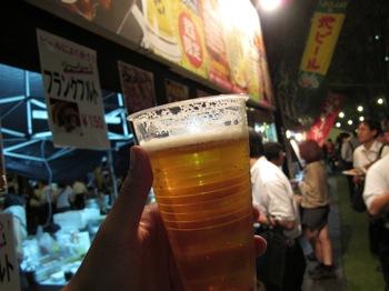 「けやきひろば 秋のビール祭り」収穫の季節に美味いビールを!(さいたま新都心) #beerkeyaki