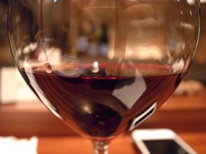 和食とワイン「葡萄屋」でサプライズケーキ(秋葉原)