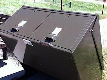 【ネタフル・カナダ支局】カルガリーあたりのゴミ箱の話