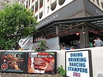 【ネタフル・カナダ支局】Buzzardsでアルバータ牛のステーキとプレイリーオイスター(牛の睾丸)を喰らう!