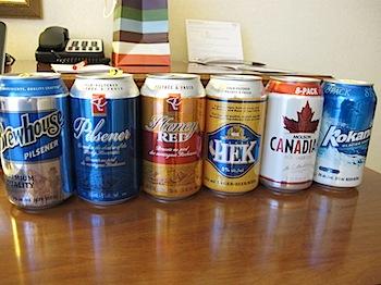 【ネタフル・カナダ支局】カルガリーで購入して飲んでみたビールたち