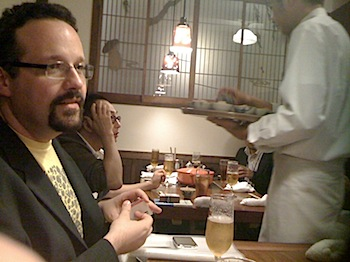 「Evernote」CEOと会食して日本語化の話を聞いた!