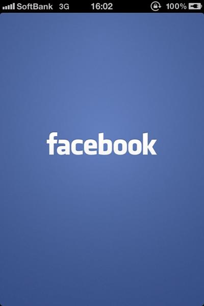 iPhoneアプリ「Facebook」が重くなった場合の対処方法