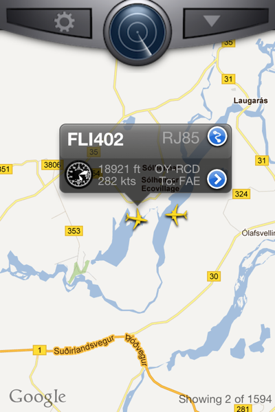 Flightrader 8851
