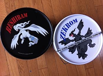 ライトオンのポケモン缶・福袋2011(浦和パルコ)