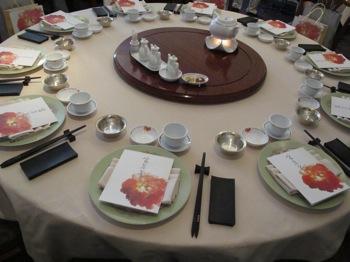「富麗華」中華料理を食べながらキングソフトの話を聞いた(麻布十番)