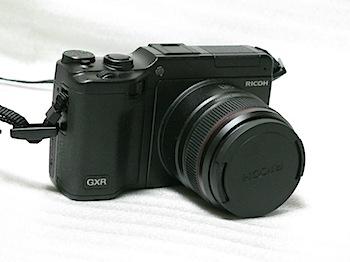 リコー「GXR」&「GR LENS A12 50mm f2.5 MACRO」ファーストインプレッション 〜空気感を撮影できるカメラ