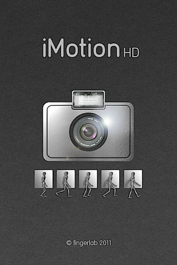 「iMotion HD」iPhoneで手軽にストップモーション撮影するアプリ