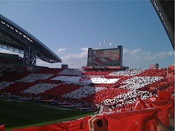 Jリーグ第25節 浦和レッズ v.s. モンテディオ山形[2009]