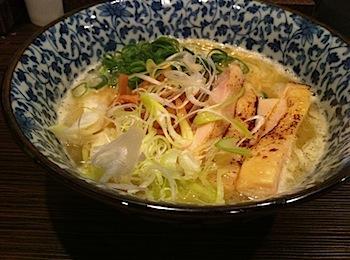 ラーメン「鶏そば 一瑳(いっさ)」濃厚鶏そばを食す!(浦和)