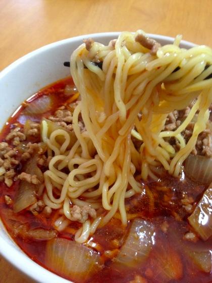 「勝浦タンタンメン」とやらを食べてみたらとっても旨味ですよ!