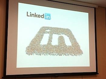 「LinkedIn」日本展開に関するブロガーミーティング