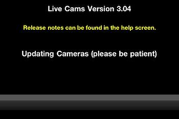 世界中のライブカメラを操作するiPhoneアプリ「Live Cams」