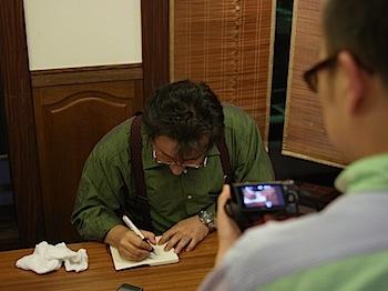 「マキコミの技術」の帯は@butagumiで@dankogaiに考えてもらいました!
