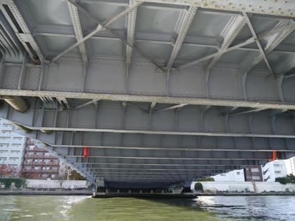 2011年最後の東京湾&河川クルーズ
