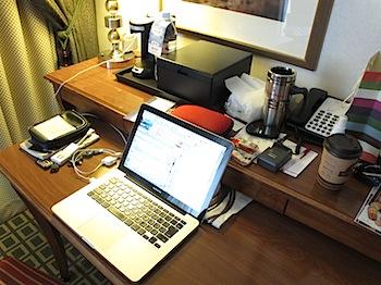 【ネタフル・カナダ支局】カルガリー・マリオットホテルに支局開設中