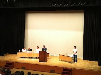 浦和レッズ「第2回 Talk on Together 2010」レポート