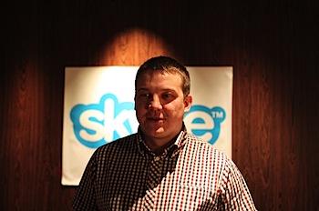 エストニアからSkypeのマネージャーがやってきたの巻