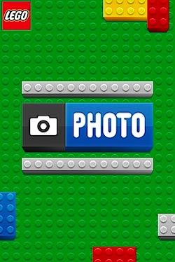 「LEGO Photo」写真をLEGO化するiPhoneアプリ