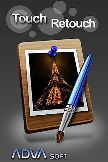 写真の不要な場所を簡単に消し去るiPhoneアプリ「TouchRetouch」