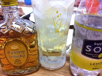 Soda lemon 8011