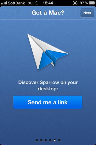 Sparrow 9190