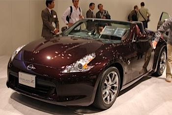 日産「Z」と「GTR」(東京MS)