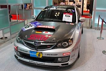 東京モーターショーで見た名車(インプレッサ/RX-500/RC160/トヨタスポーツ800)