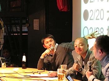 「浦研プラストークライブVol.1」写真レポート★★★★★
